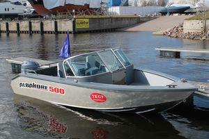 Vase de aluminiu de producție rusă pentru pescuit
