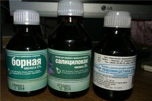 Preparate antibiotice din furunculi