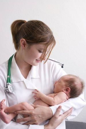 Cum se dă un amestec unui nou-născut