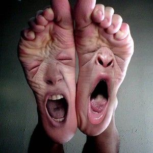 Dacă picioarele suferă sub genunchi - ce să facă?