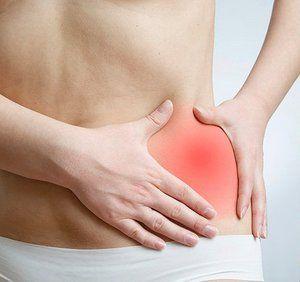 Durerea în zona taliei poate fi cauzată de bolile organelor interne, precum și de problemele cu coloana vertebrală.