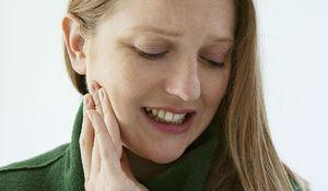 Parodontita maxilarului inferior
