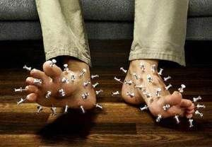 Picioarele dureroase - ce să faceți?