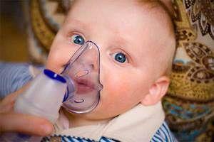 Principala cauză a bronșitei la copii de vârstă fragedă