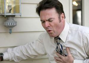 Semne ale unui atac care se apropie de astm bronșic