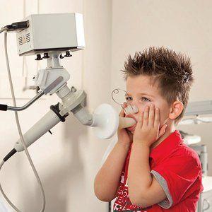 Spirometrie cu boli ale sistemului respirator
