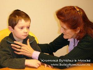 Cum să ajuți un copil cu bronhospasm