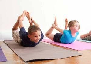 Gimnastica pentru copii