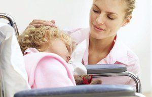 Simptomele paraliziei cerebrale infantile
