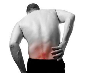 De ce rănește în regiunea lombară