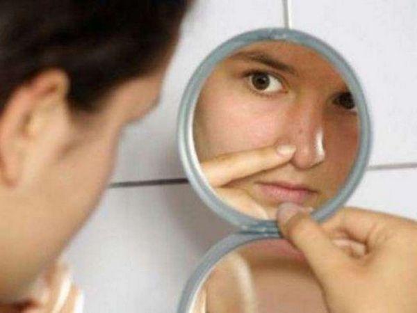 Ce să faci cu un fiert în nas