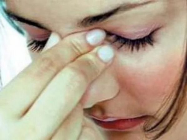 Ștergerea unui teal în nas