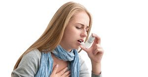Contraindicații pentru astm