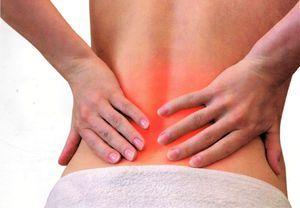 Cauze posibile ale durerii de spate