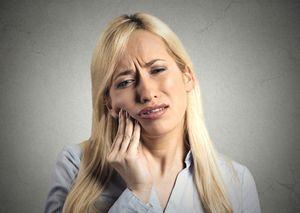 Complicații ale dinților de înțelepciune dentară