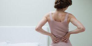Ce trebuie să faceți dacă partea din spate este bolnavă
