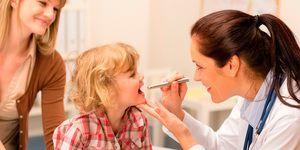 Cum de a trata inflamația amigdalelor la un copil?