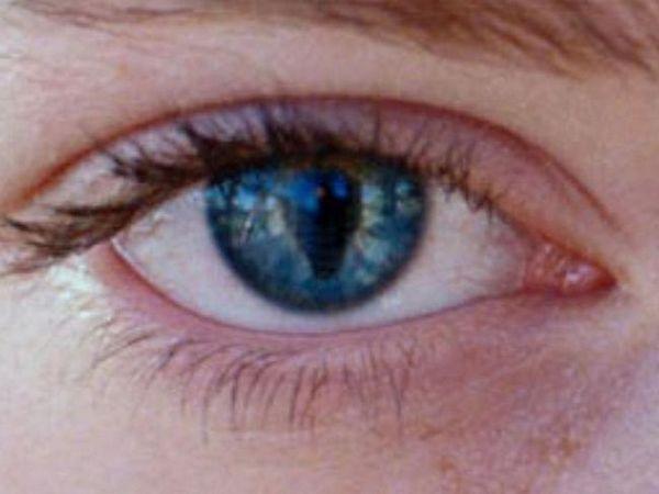 Columbia irisului ochiului