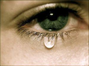 Lacrimile se scurg