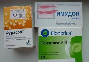 Tratamentul laringitei cronice cu medicamente