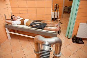 Extensia coloanei vertebrale vă permite să scăpați de hernie fără intervenție chirurgicală