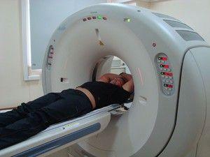 RMN al compartimentului toracic - diagnostic