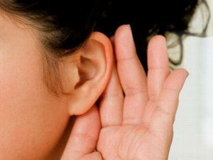 Senzorineural pierderea auzului ca manifestat