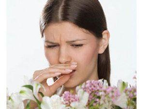 Stenoza alergică