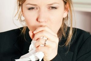 Traheita alergică
