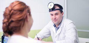 Consultarea unui oftalmolog