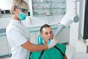 Diagnosticul de raze X al dinților
