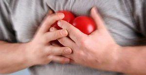 Inima suferă la om