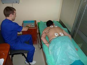 Cum se trateaza procedura de terapie fizica pentru osteocondroza