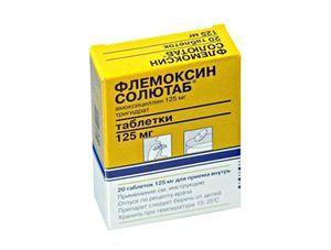Utilizarea Flemoxin în timpul sarcinii