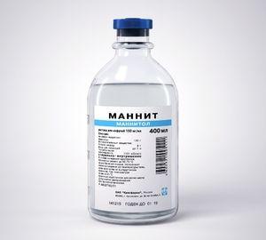 Medicamentul Manitol