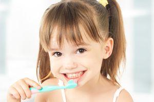 Igiena cavității orale a copilului