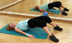 Gimnastica cu hernie - o perioadă de recuperare