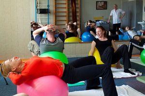 Gimnastica terapeutică cu hernie - o listă de exerciții