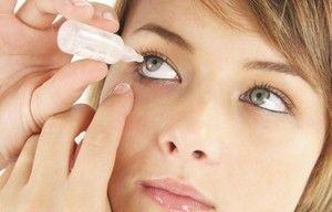 Caracteristicile utilizării picăturilor de ochi Tsipromed