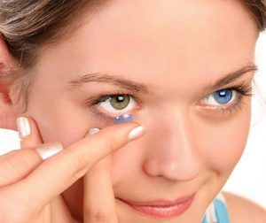 Descrierea indicațiilor specifice pentru tratamentul ochilor de către Tsipromedom