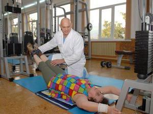 Tratamentul unei hernie prin metoda lui Bbunovsky