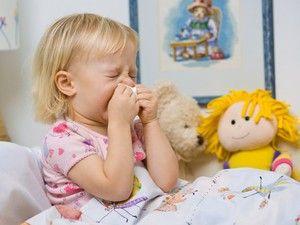 Simptomele unei infecții bacteriene reci la copii