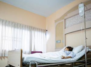 Ce este o cameră confortabilă în spital într-un vis?