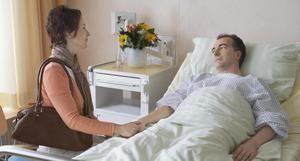 Pentru a vizita un pacient într-un vis