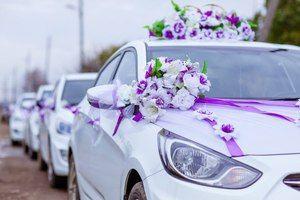 Autovehicule la nuntă