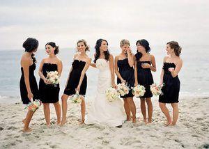 Rochii funerale la nunta