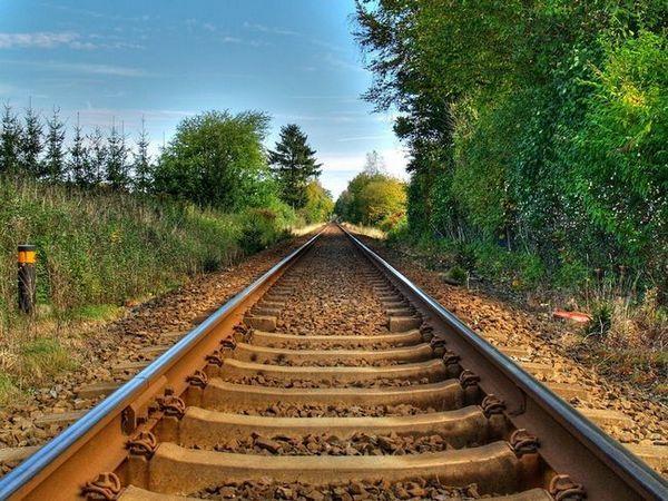 Căile ferate într-un vis