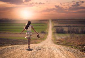 De ce visul de a merge pe autostradă într-un vis