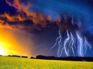 Soarele după o furtună - creștere de carieră și noroc