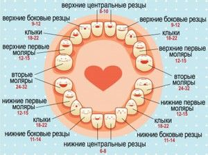 Procedura de tăiere a dinților